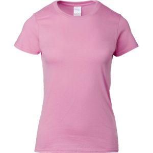 76000L – Gildan Cotton Round Neck T-Shirt (Ladies)