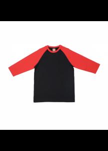 CT56 – 3/4 Sleeve Raglan Cotton Round Neck (Unisex)
