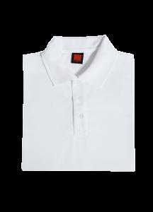 QD06 – Plain Eyelet Polo T-Shirt (Unisex)