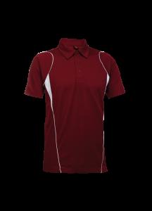 QD25 – 2 Tone Mesh Drifit Polo T-Shirt (Unisex)