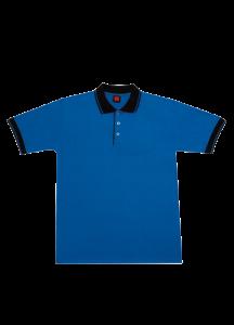 SJ01 – 2 Tone Soft Cotton Polo T-Shirt (Unisex)