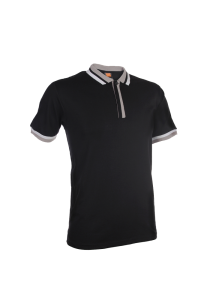 SJ04 – 3 Tone Soft Cotton Polo T-Shirt (Unisex)