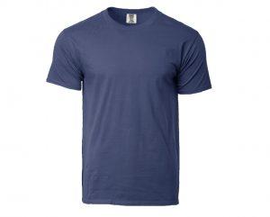 1717 – Cotton Round Neck T-Shirt (Unisex)