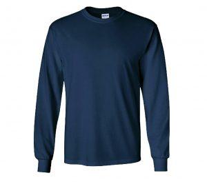 2400 – Gildan Cotton Long Sleeve T-Shirt (Unisex)