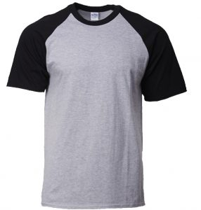 76500 – Gildan Cotton Raglan Short Sleeve T-Shirt (Unisex)