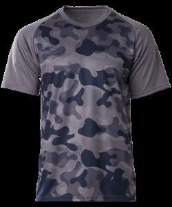 CRR1800- Crossrunner Dense T-Shirt (Unisex)