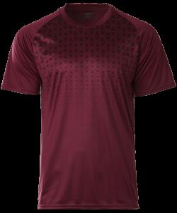 CRR2100- Crossrunner Matrix T-Shirt (Unisex)