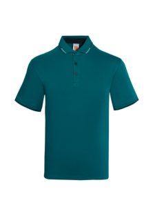 CI13 – Multi-Tone Cotton Polo T-Shirt (Unisex)