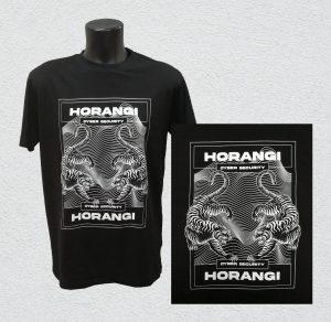 Plain Cotton RN Shirt with silkscreen printing