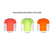 ILN – Plain Interlock Neon Round Neck